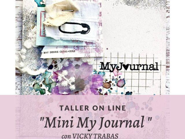 Taller On Line Vicky My Journal
