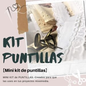Kit tela Puntillas