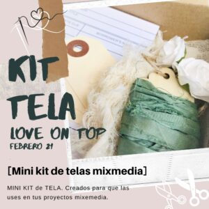 Kit Tela love on top